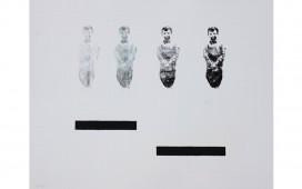 16.-SITE-WEB-DRAWINGS-Quatre-fois-deux-horizontales.-Monotype-et-acrylique-sur-papier-quadrilé.-50X70-cm