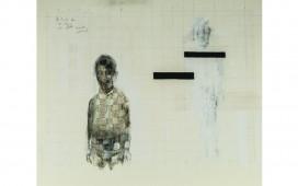 No-man's-land,-no-land,-no-child.-Encre,-crayon,--acrylique-et-vernis-sur-papier.-37X48-cm