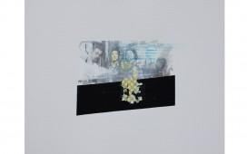 Sans-titre.-Encre-et-acrylique-sur-papier-quadrilé.-50X70-cm